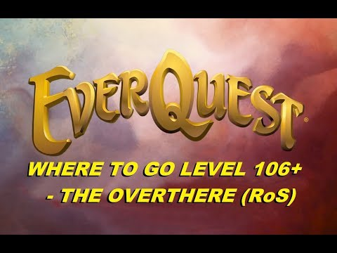 Everquest Ring Of Scale - Exploring Sathir's Tomb for solo