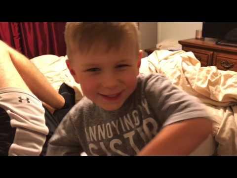 August 2017 pt 1. Bbq chicken, Heiss rendyn karaoke, evan's birthday
