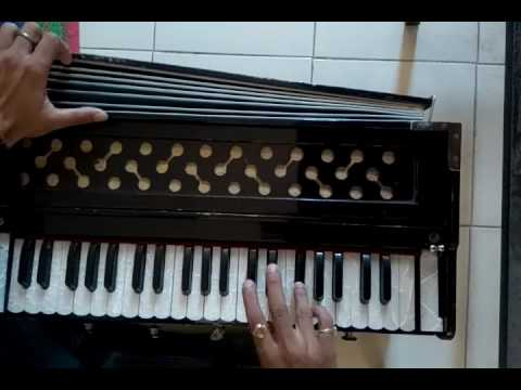 How To Play A Chord On Keyboard Or A Harmonium Basic Rule Of A