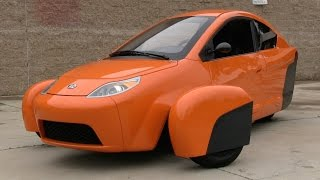 In Depth Review and Test Drive of The Elio Motors P4 Prototype & Interview w/ Paul Elio