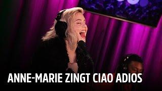Anne-Marie - Ciao Adios | Live bij de Coen & Sander Show