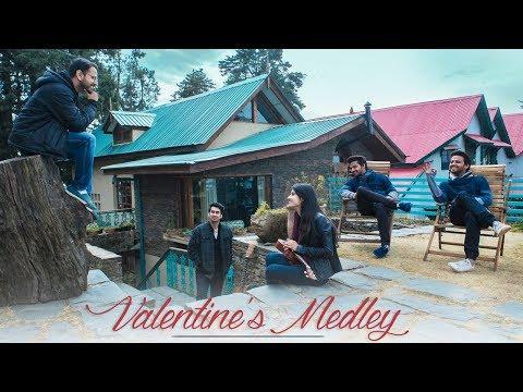 Valentine's Medley   Twin Strings Ft. Manav & Pavitra