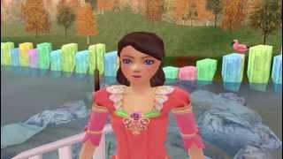 Хрустальные сады  Блер Игра Барби / Barbie 12 Танцующих принцес