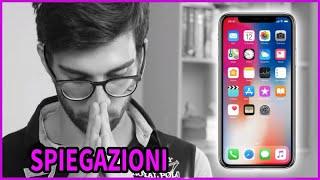 Vi SPIEGO il mio video su iPhone X