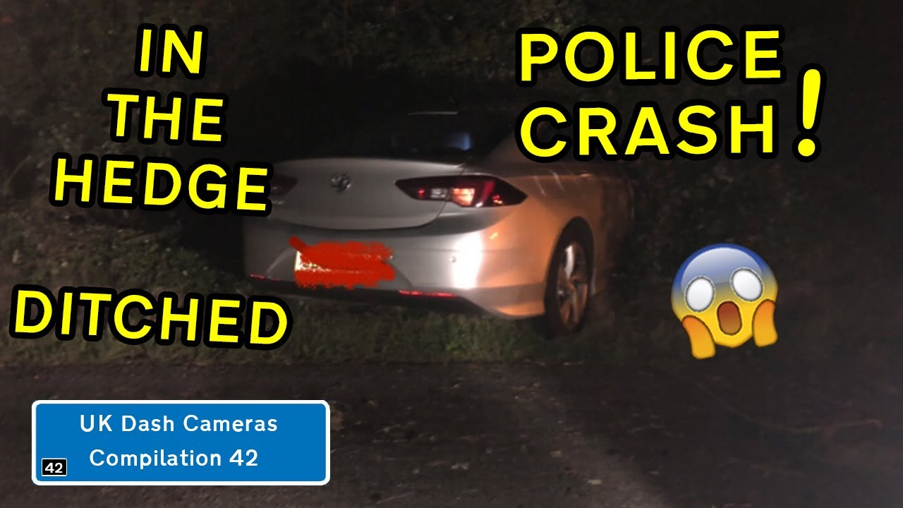 UK Dash Cameras - Compilation 42 - 2020 Bad Drivers, Crashes + Close Calls