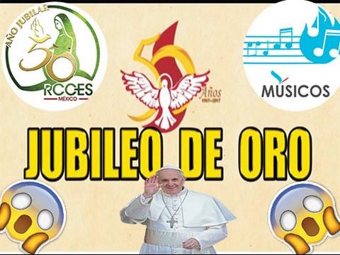 Canto Del Jubileo de ORO!! 50 Años De La Renovación Carismatica!!! Testigos de su poder!!!