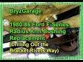 1980-86 Ford F-Series Radius Arm Bushings
