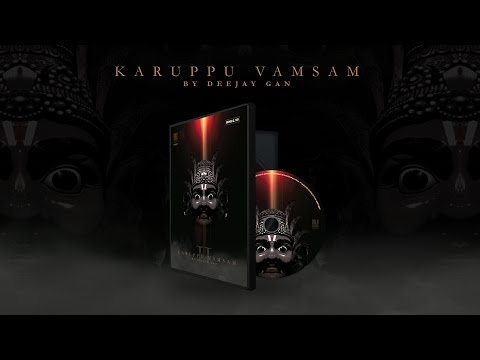 Karuppu Uruvam Remix - Raja Raja Cholan x Rabbit.Mac x Psychomantra // Official Lyrics Video 2015