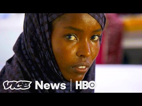 Famine in Somalia: VICE News Tonight on HBO