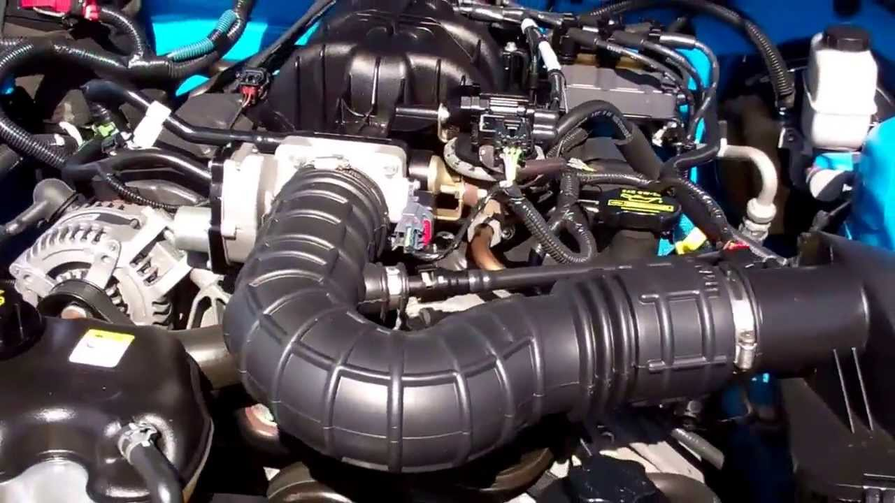 2005 ford mustang 4.0 v6 engine