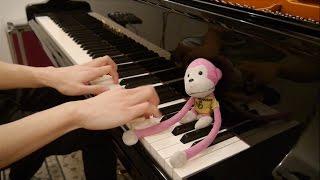お風呂が沸いたときの曲を弾きなおしてみた 【ピアノ】