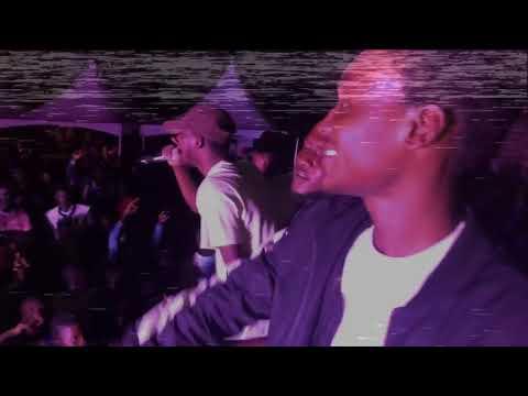 Brown_Nyzz (Super Hero) -Performance At The Kumasi Jubilee Park