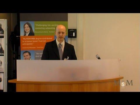 MsM - Club de Madrid Shared Societies Workshop: presentation Aldo Caliari