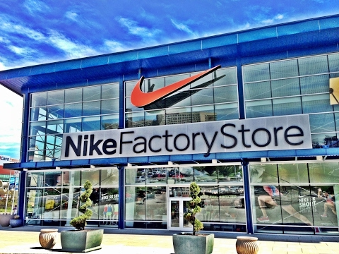 Exploring factory outlets