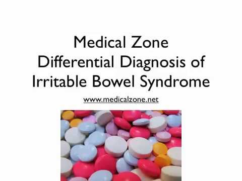 Medical Zone - Differential Diagnosis of Irritable Bowel Syndrome