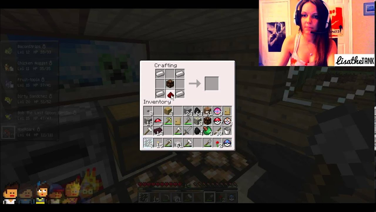 How To Craft A Pc In Pixelmon
