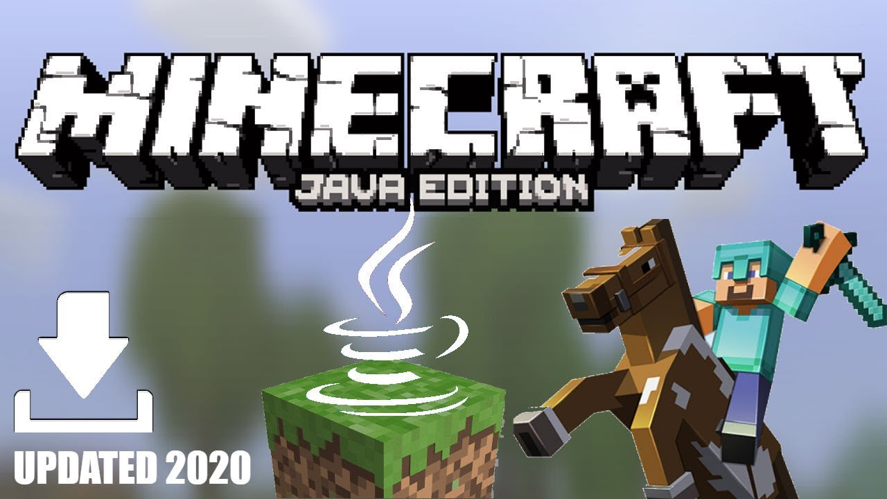 [NEW METHOD] How to Download Minecraft JAVA Edition for Free in PC Easily 2020 - YouTube