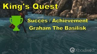 King's Quest Chp.1 - Succès Graham the Basalisk (55G)