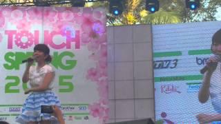 Jasmine - Yui Makino - Touch Spring 29/03/2015