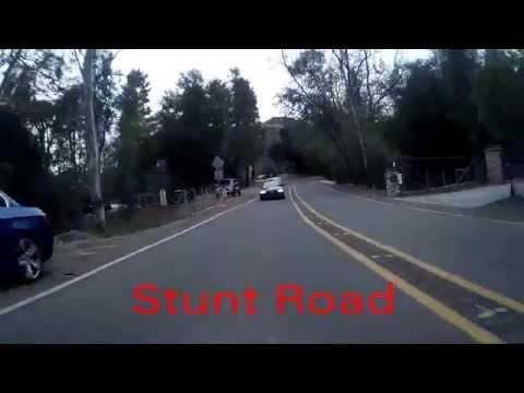 Sunday Drive - Stunt Road, Piuma and The Snake