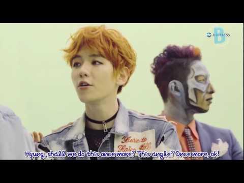 [ENG SUBS] 170501 EXO CBX Ka CHING! MV Making