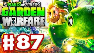 Plants vs. Zombies: Garden Warfare - Gameplay Walkthrough Part 87 - Garden Ops (Xbox One)