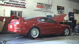 vuclip Laymond's Tq Monster Auto Supra Dyno 493whp @ 19psi