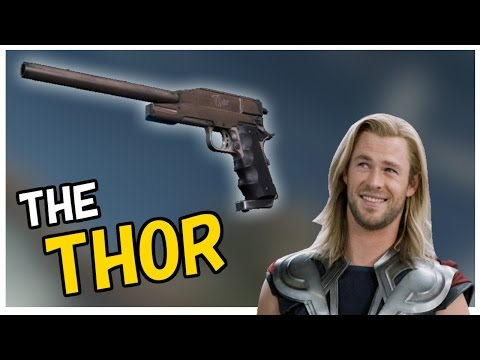Contract Wars : The Elephant Pistol ! [Thor]