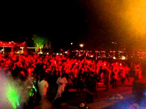 Welcome of 2012 BY DJ Parax @ Hangover 2012 Biggest NYE in Pune
