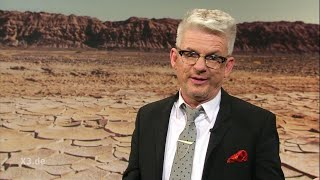 Klimawandel-Experte Heinz Strunk