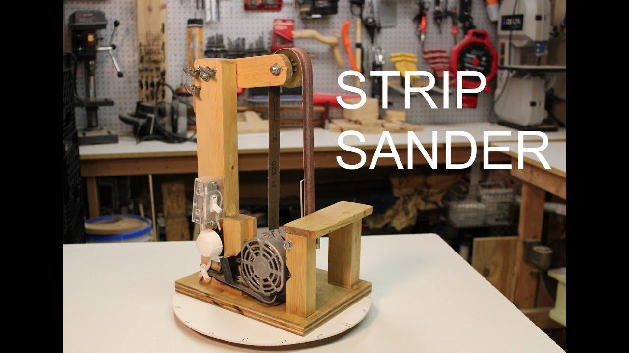 strip sander