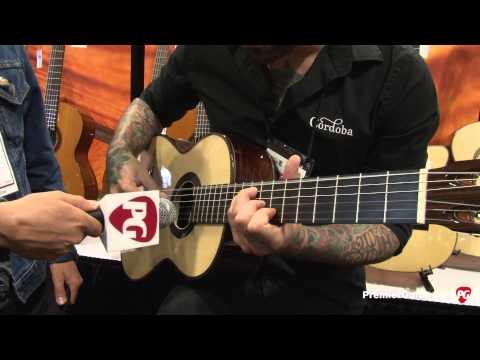 Summer NAMM '13 - Cordoba Master Series Torres And Hauser Guitars