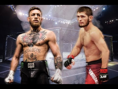 Conor Mcgregor Live