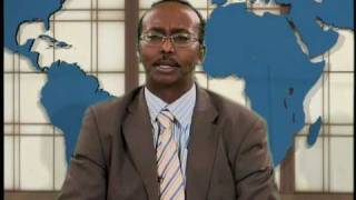 Abdullahi Hussein Maaryaa headlines of the news in Somali from Somali channel  NEWS NIGHT 19