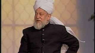 Liqa Ma'al Arab 5 November 1997 Question/Answer English/Arabic Islam Ahmadiyya