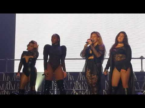 Fifth Harmony -Messy live