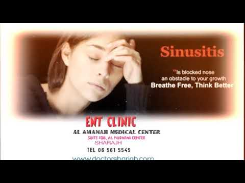 ent clinic  sharjah