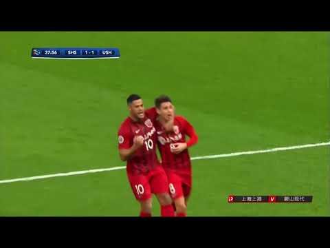 2018 AFC CL   Groups F  Round 3   Shanghai SIPG vs Ulsan Hyundai FC