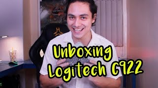 Unboxing Logitech C922 (Unbox-Me-Monday)