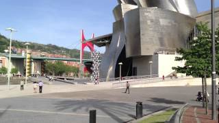 A day at the Museum - Guggenheim Bilbao (Spain)