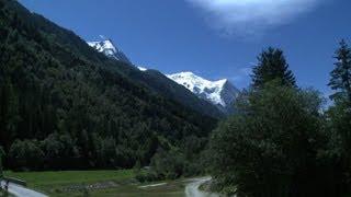 Avalanche no Mont Blanc