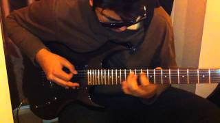 Dukkho bilash | Solo guitar lesson | Ashraful