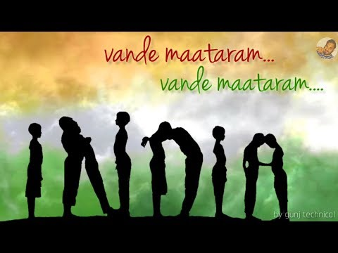 15 August Special II WhatsApp Status IISpecial Video Song II Vande Mataram II Gunj technical