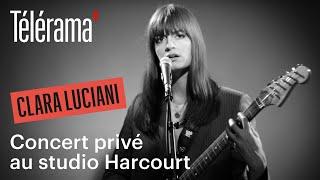 Sublime : Clara Luciani en session privée au studio Harcourt