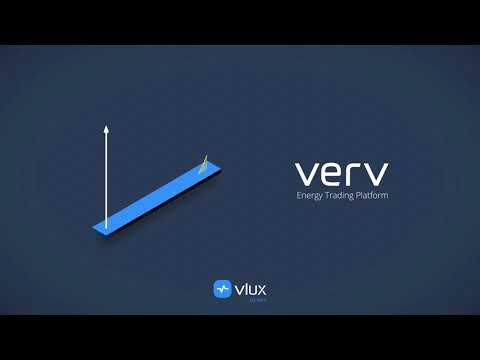 Verv - VLUX Initial Token Offering
