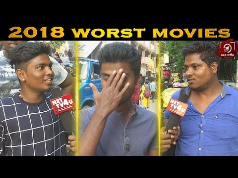 2018 Worst Movies | Public Opinion | Rewind 2018