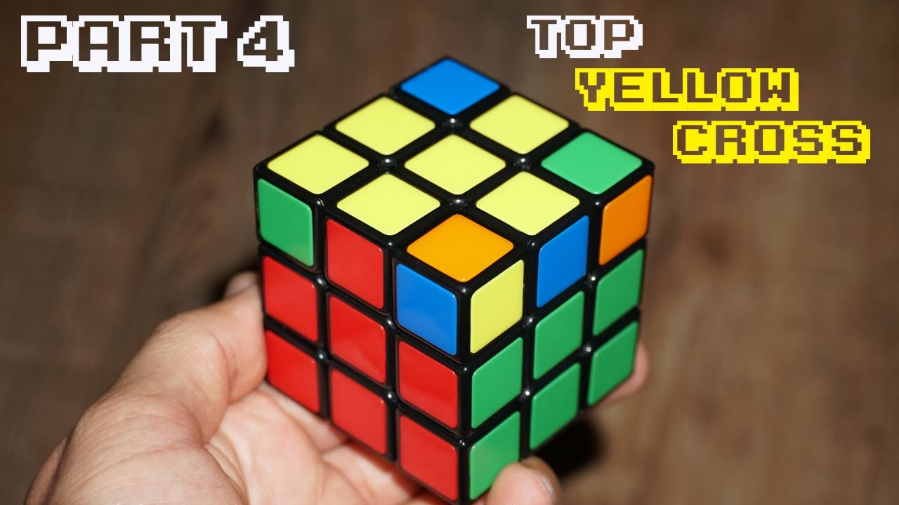 Download How to Solve a Rubik's Cube - Part 4 - Top Cross