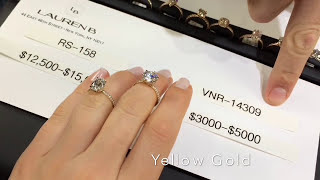 Choosing the Metal Color of Your Engagement Ring: Lauren B Live Show #6