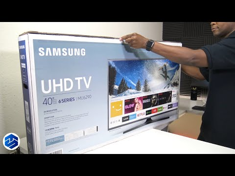 Samsung MU6290 Series 4K TV's - What You Need To Know