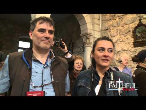 Cana Wedding Church -- Holy Land Video